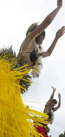 L'actualité de Vahine Ori Tahiti