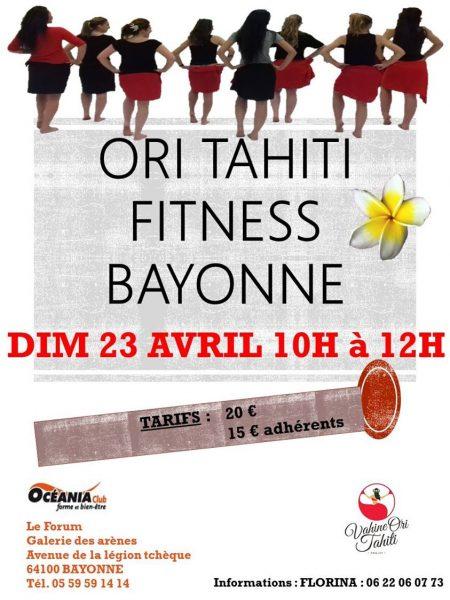 2em stage d'Ori Fitness