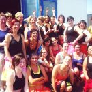 Stage de danse pour l'association Dionewar le 9 juillet