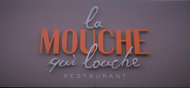 Cours de danse et petite prestation au restaurant La Mouche Qui Louche à Anglet