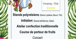 Prestation au Camping La Pointe à Capbreton