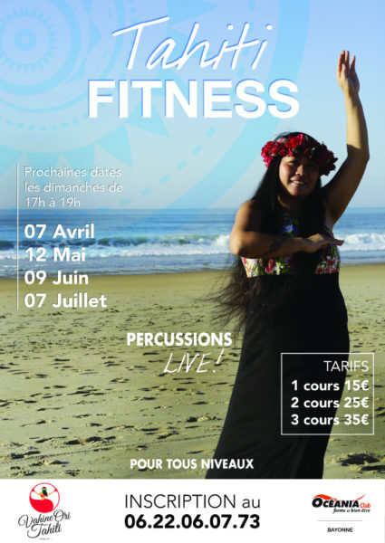 Ori Fitness Avril-Juillet