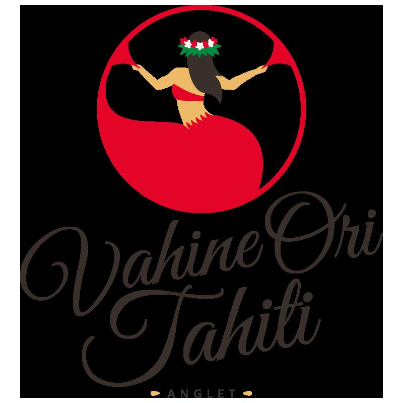 Logo Vahine Ori Tahiti Anglet