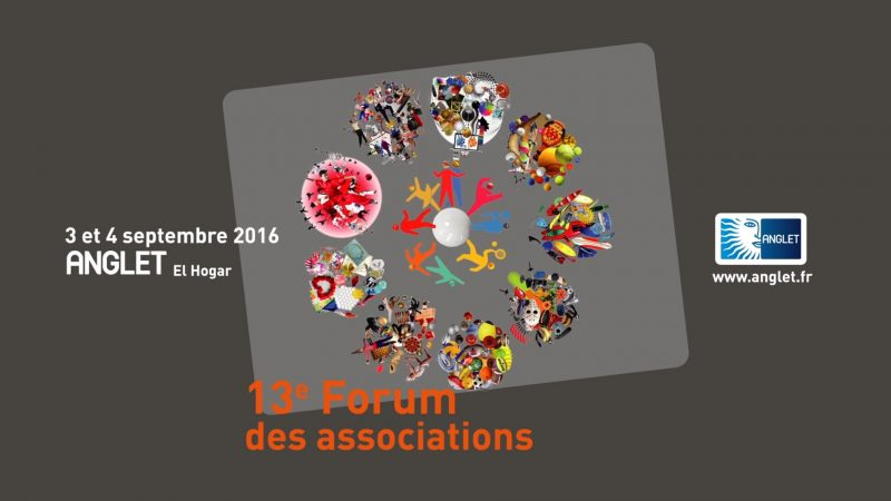 Forum des associations d'Anglet